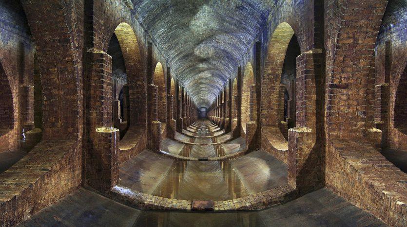 Matt Emmett: East London Water Works Company