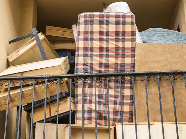 Vaciado del piso inmobiliaria ondere