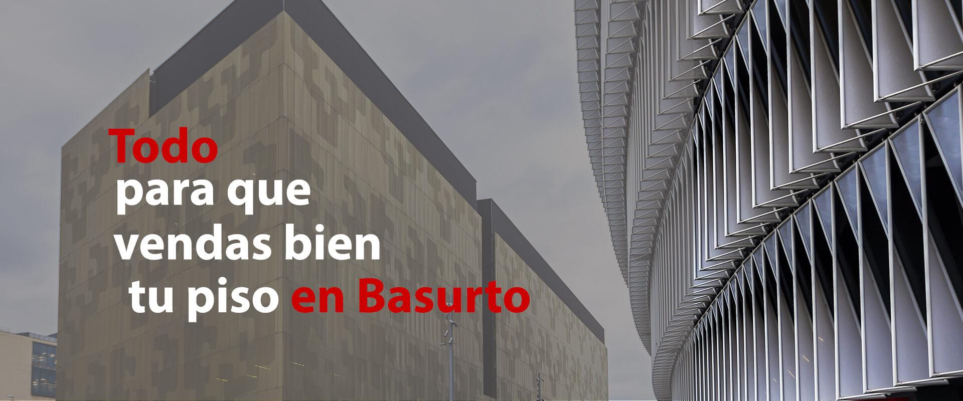 ondere inmobiliaria en Basurto