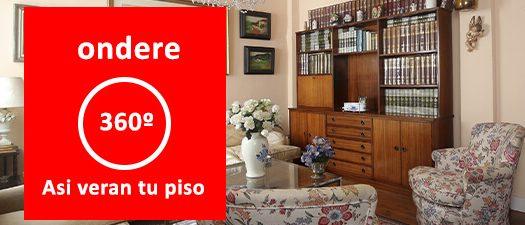 anuncio piso 360º en bilbao.ondere inmobiliaria