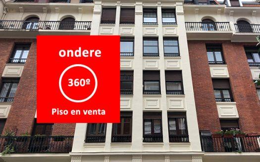 Piso venta Bilbao centro Indautxu inmobiliaria ondere