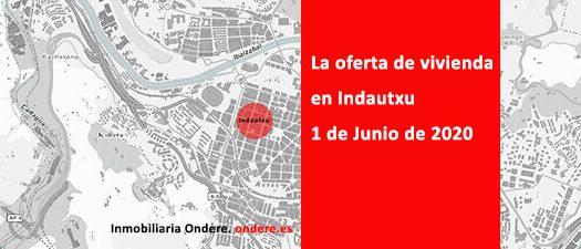 oferta venta pisos indautxu junio 2020 ondere inmobiliaria