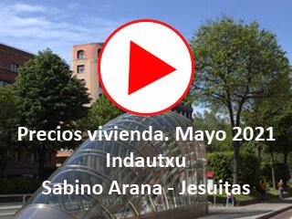 video informacion precios pisos indautxu